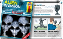 Alien Invasion Survival Manual Haynes