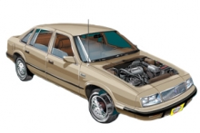 Chrysler E Class
