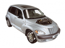 Chrysler PT Cruiser 2000 to 2009