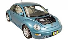 Volkswagen New Beetle Gas