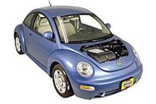 VW New Beetle Diesel