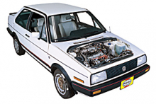 VW Rabbit Gas