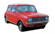 Leyland Mini 1971 to 1978