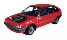 Mazda 323 1981 - 1989