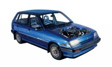 Holden Barina 1985-1993