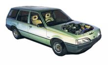 Holden Camira (82-89)