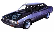Mitsubishi Magna (85-91)