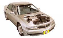 Mitsubishi Verada (96-05)