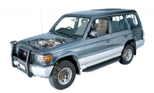 Mitsubishi Pajero (83-97)