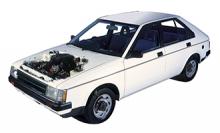 Holden Astra (84-86)