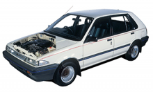 Holden Astra (87-89)
