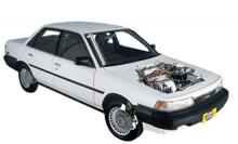 Toyota Camry (83-92)