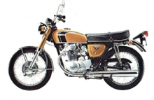 Honda CB400N Super Dreams