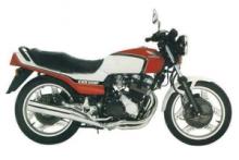 Honda CBX550 Four