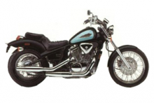 Honda VT600CD Shadow VLX Deluxe