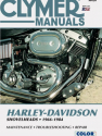 Harley-Davidson Shovelhead Motorcycle (1966-1984) Service Repair Manual