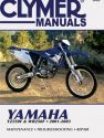 Yamaha YZ250F & WR250F Motorcycle (2001-2003) Service Repair Manual