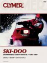 Ski Doo Snowmobile Formula MX-Mach I Models (1985-1989) Service Repair Manual