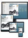 Suzuki Intruder, Marauder, Volusia & Boulevard (1985-2009) Haynes Online Manual