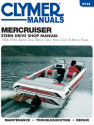 Mercruiser Alpha One, Bravo One, Two & Three Stern Drives (1986-1994) Service Repair Manual