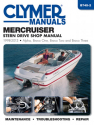 Mercruiser Alpha One, Bravo One, Two & Three Stern Drives (1998-2004) Service Repair Manual