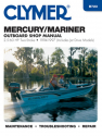 Mercury Mariner 2.5-60 HP Two Stroke Outboards Includes Jet Drive Models (1994-1997) Service Repair Manual