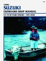 Suzuki 9.9-70 HP 4- Stroke Outboards (1997-2000) Service Repair Manual