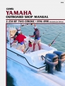 Yamaha 2-250 HP Two Stroke Outboard & Jet Drives (1996-1998) Service Repair Manual