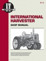 International Harvester Model 300-350 Utility, 400-400D & W400-W450D Tractor Service Repair Manual