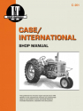 Case/International Gas & Diesel Tractor Service Repair Manual