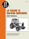 JI Case & David Brown Gasoline & Diesel Model 770-4600 Tractor Service Repair Manual