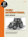 Case/International Tractor Models 1190-1690 Service Repair Manual