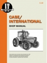 Case/International Magnum Diesel Tractor Models 7110-7140 Service Repair Manual