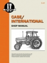 Case/International Maxxum Diesel Tractor Models 5120-5140 Service Repair Manual