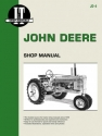 John Deere Series A, B, G, H & Models D, M, MT Tractor Service Repair Manual