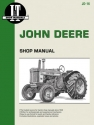 John Deere Model 520-730 Tractor Service Repair Manual