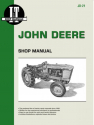 John Deere Model 1010 & 2010 Tractor Service Repair Manual