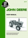 John Deere Model 1020-2030 Tractor Service Repair Manual