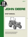 John Deere Model 850-1050 Tractor Service Repair Manual