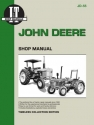 John Deere Model 1250-1650 Tractor Service Repair Manual