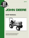 John Deere Model 655-955 Tractor Service Repair Manual
