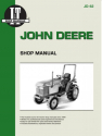 John Deere Model 670-1070 Tractor Service Repair Manual