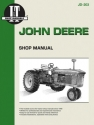 John Deere Model 3010-6030 Tractor Service Repair Manual