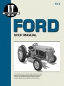 Ford Model 2N, 8N & 9N Tractor Service Repair Manual