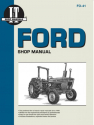 Ford Model 2310-4610SU Tractor Service Repair Manual