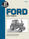 Ford New Holland Model 5100-7710 Tractor Service Repair Manual