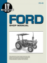 Ford Model 2810, 2910 & 3910 Tractor Service Repair Manual