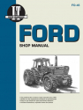 Ford Model TW-5, TW-15, TW-25 & TW-35 Tractor Service Repair Manual