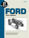 Ford Diesel Models 3230-4830 Tractor Service Repair Manual
