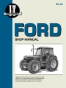 Ford Diesel Model 5640-8340 Tractor Service Repair Manual